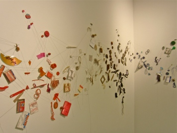 Mind Map of Objects (detail)